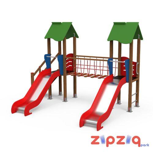 İpli Geçiş Köprülü Çocuk Oyun Grubuİpli Geçiş Köprülü Çocuk Oyun Grubu