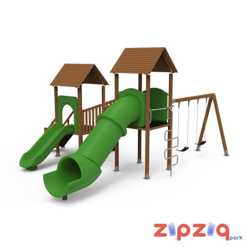 Tüp Kaydıraklı Çocuk Oyun Grubu