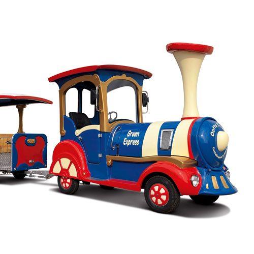 Akülü Mini Tren